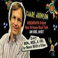Kaare Johnson listen live