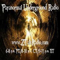 Paranormal Underground listen live