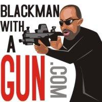 Black Man with a Gun listen live