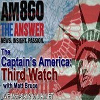 The Captains America listen live