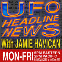 UFO Headline News listen live