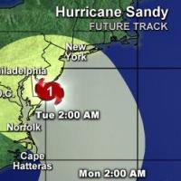 Hurricane Sandy listen live