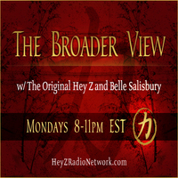 The Broader View listen live