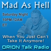 Mad as Hell listen live