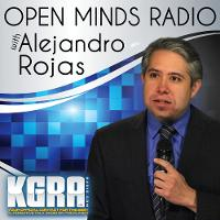 Open Minds UFO Radio with Alejandro Rojas listen live