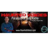 Haunted Voices Radio with Todd Bates and Phil Roell listen live