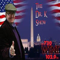 Dr K Show listen live