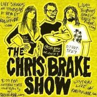 Chris Brake listen live