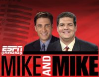 Mike and Mike listen live