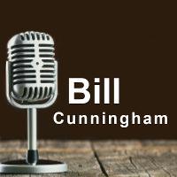 Bill Cunningham listen live