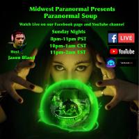 Paranormal Soup with Jason Bland listen live