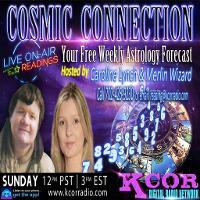 Cosmic Connection listen live