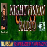 NightVision Radio with Rene Barnett listen live