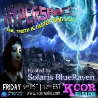 Hyperspace with Solaris BlueRaven listen live