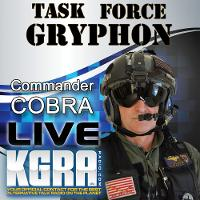 Taskforce Gryphon with Commander Cobra listen live
