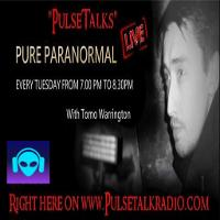 Pure Paranormal with Tomo Warrington and Barry Frankish listen live