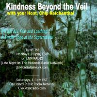 Kindness Beyond the Veil with Chip Reichenthal listen live